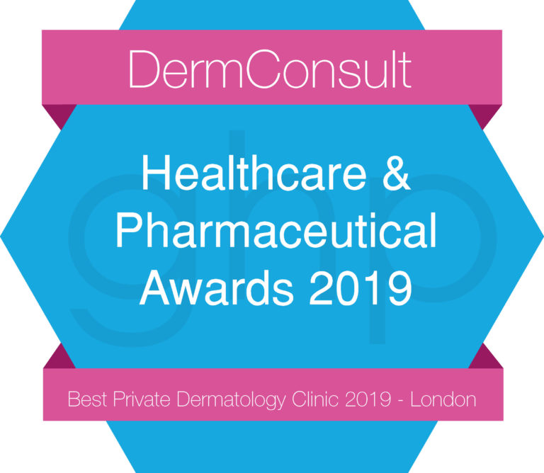 2019 Healthcare and Pharmaceutical Awards Logo